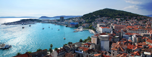 Coastline, Split, Croatia