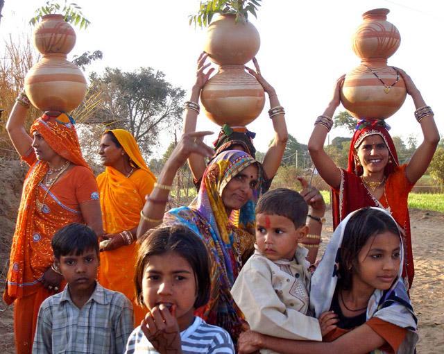 India Wedding Tradition