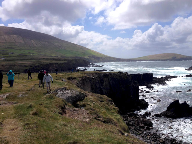 Blasket Sound, Ireland