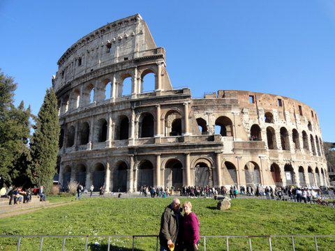 Colisseum, Rome, Italy