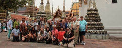 Group Coordinators explore Thailand on a Convention Tour
