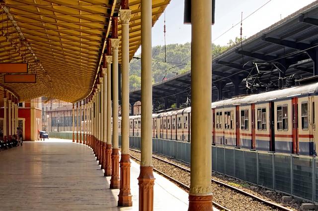 The Orient Express, Turkey
