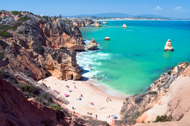 Lagos, Algarve Region, Portugal