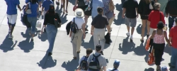 More Than One Billion People Traveled in 2012