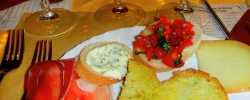 RECIPE: Bruschetta Al Peperoni (Bruschetta with bell pepper)