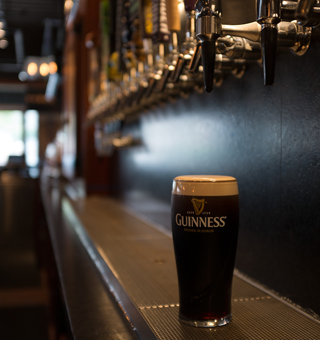 Guinness at Blackmoor