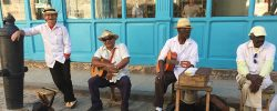 Soaking up culture in Cuba