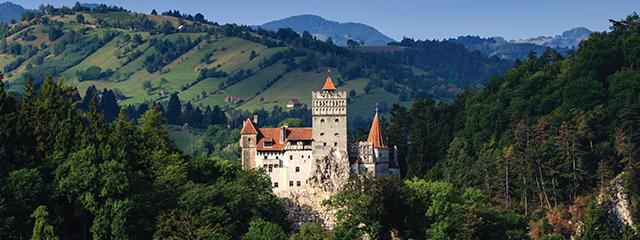 bran castle Transylvania, Romania
