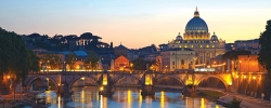 Top day trips from Rome, Italy