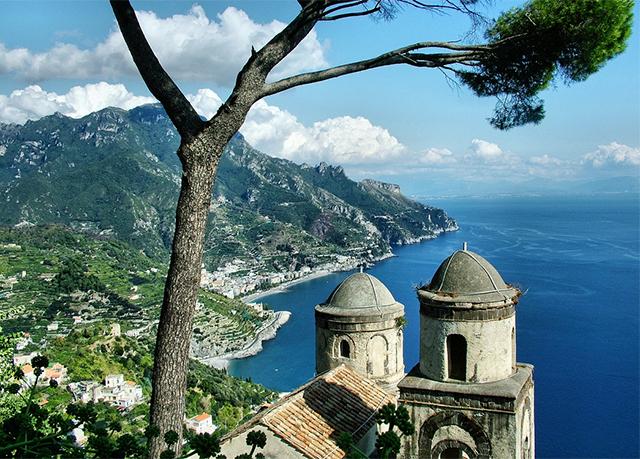 Amalfi Coast Walking Tour