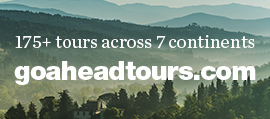 Find escorted tours and vacations to Europe and beyond
