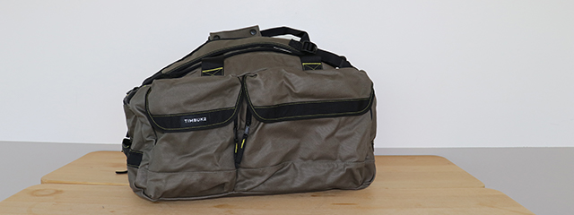 Timbuk2 duffel bag