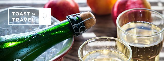Cider - Toast to travel