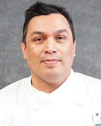 Edgar Cuevas Culinary Services Director