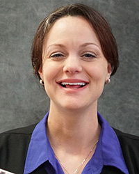Gabrielle Floyd, Director of Transitional Services
