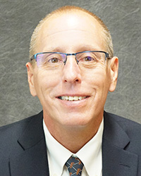 Daniel Davis, Culinary Services Director