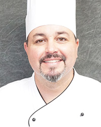 Robert Alaimo, Chef/Kitchen Manager