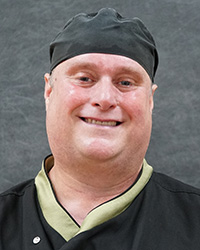 Donald Bennett, Director of Culinary Services