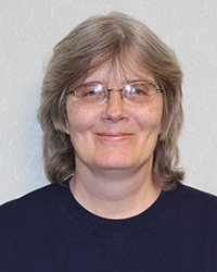 Sue Oster, Housekeeping/Laundry