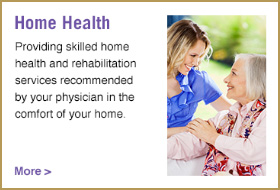 Home health button