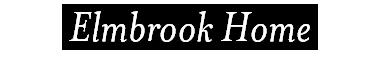 Elmbrook Home logo