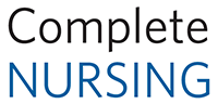 Complete Nursing button