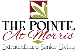 The Pointe at Morris – Extraordinary Senior Living logo