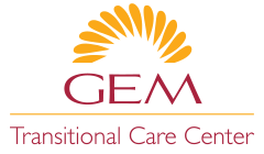GEM Transitional Care Center Logo