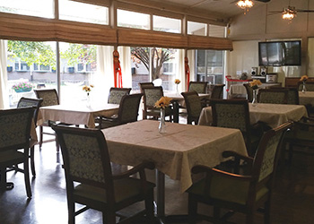 Eagleview dining room