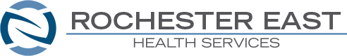 Rochester East Health Services logo