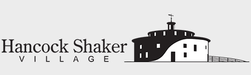 Hancock Shaker Village button