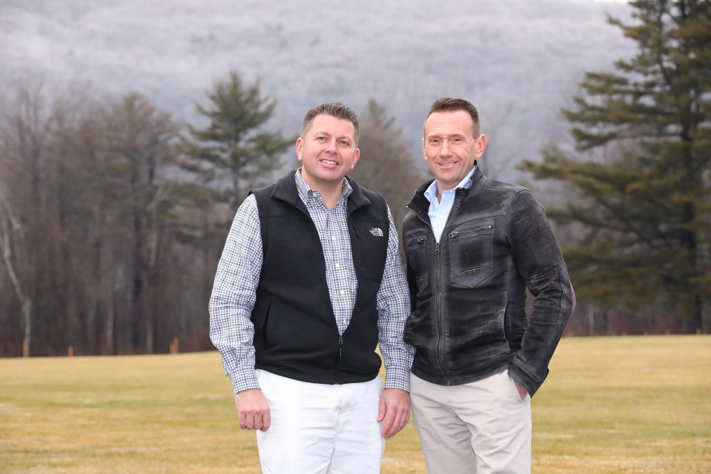 Patrick Sheehan & Tony Guthrie