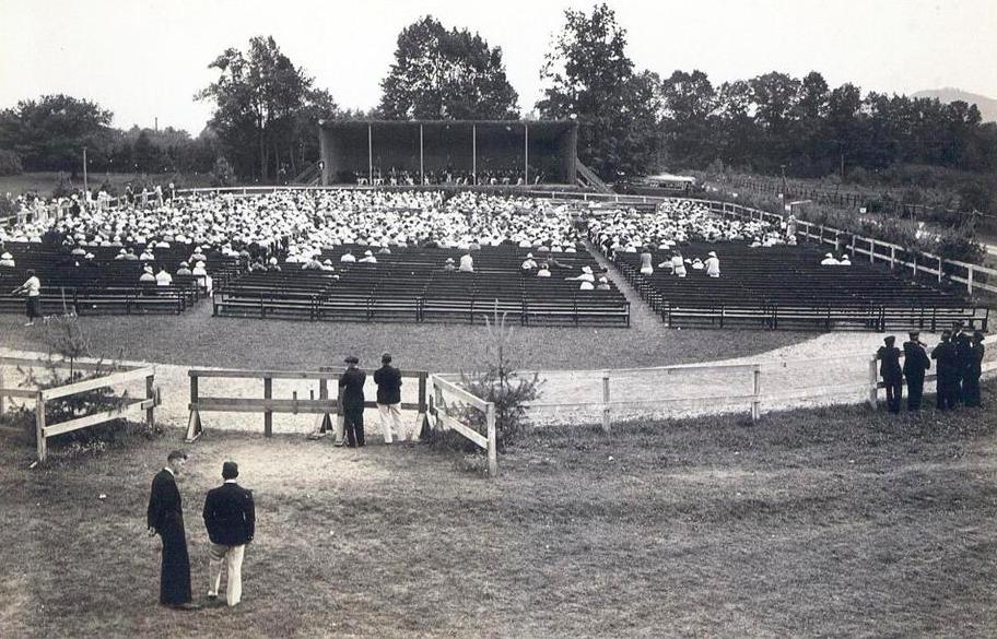 The Berkshire Symphonic Festival, 1934
