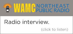 WAMC radio interview button