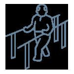 Rehabilitation icon