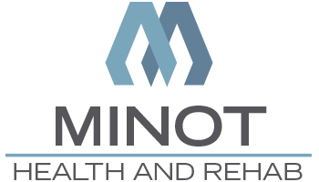 Minot Health and Rehab logo