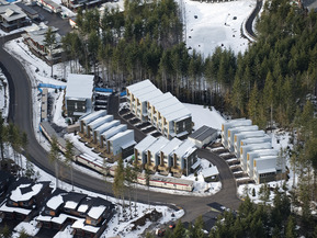 picture from Whistler Olympic/ Paralympic Village