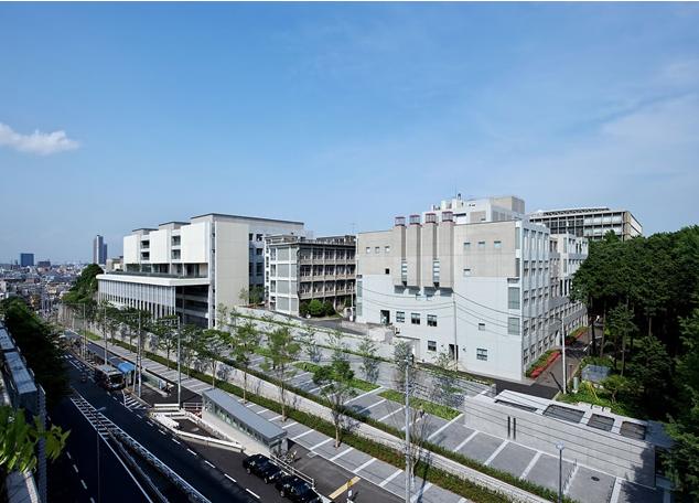 Keio University Campus Tour