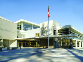 picture from Heritage Woods Secondary School