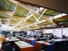 picture from Hughes Condon Marler: Architects Office Renovation