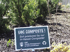 picture from In-Vessel Composter at UBC