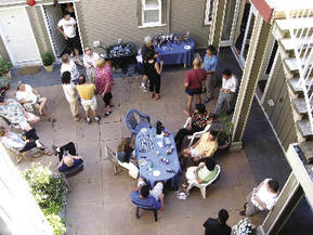 picture from Cranberry Commons Cohousing