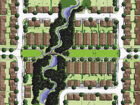 picture from Northeast Coquitlam Area Plan