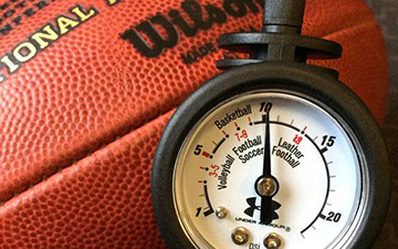 What Does a Deflated Football Have to Do with Stewardship?