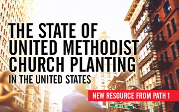 Release of the State of Church Planting Report