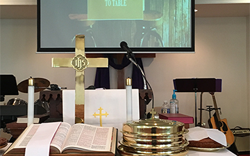 Observing Discipleship Ministries Worship Resources: Shiloh United Methodist Church