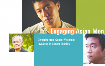 Engaging Men: Divesting from Gender Violence; Investing in Gender Equality, 2013
