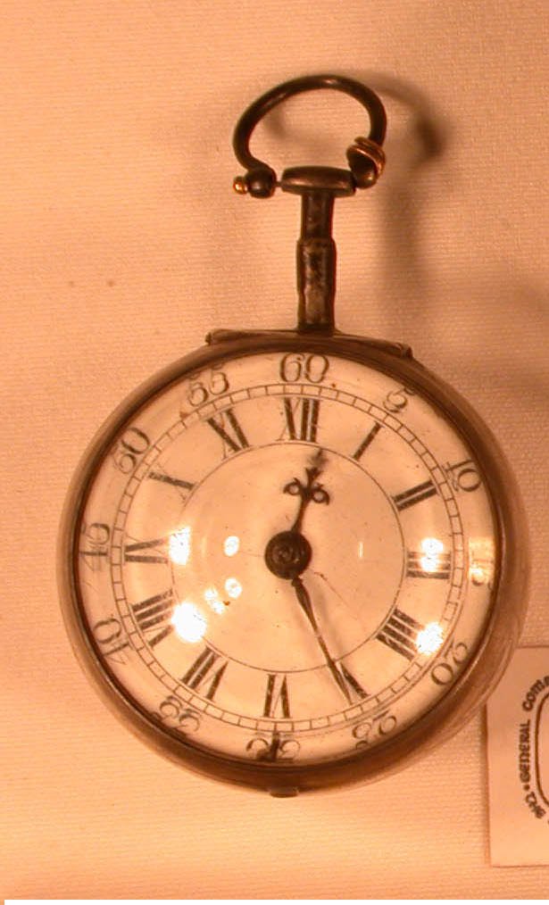 Asbury's pocket watch
