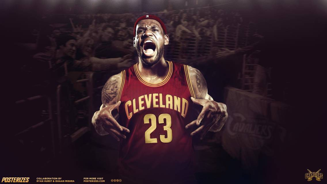cleveland cavaliers introduce lebron james