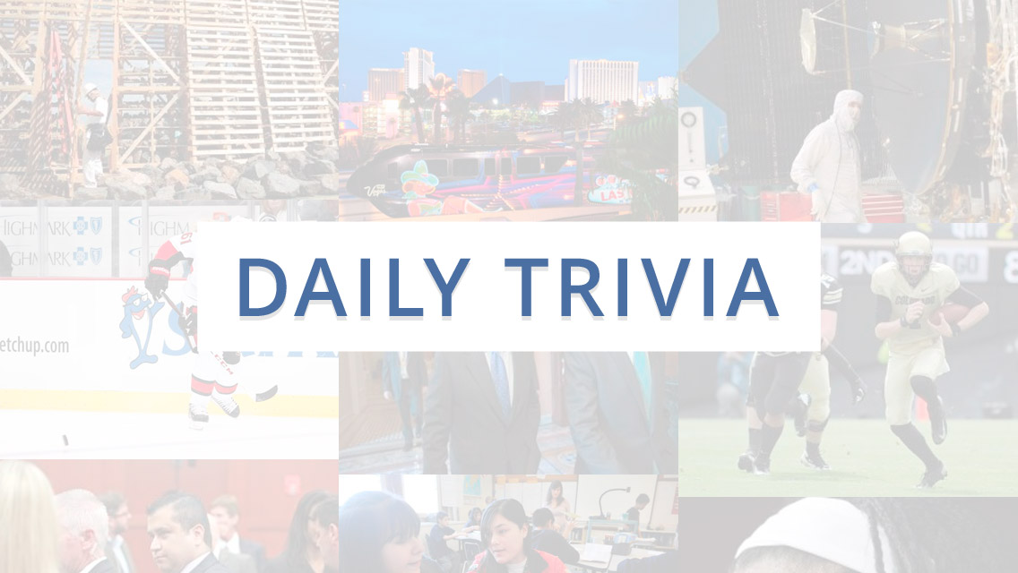 Daily News Trivia